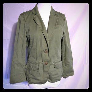 J. Crew Chino jacket